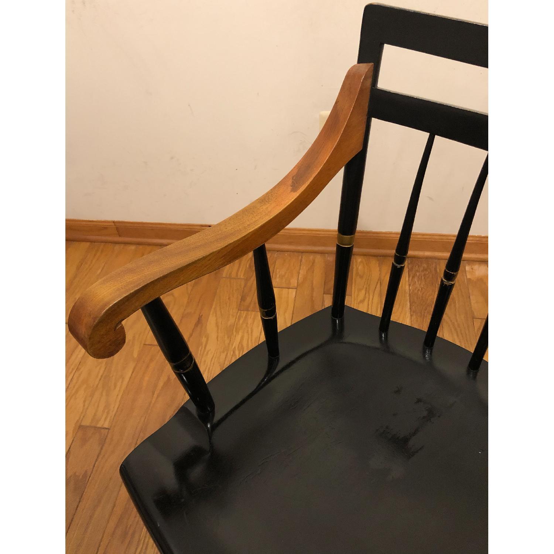 Vintage Nichols Stone Harvard University chair - image-3