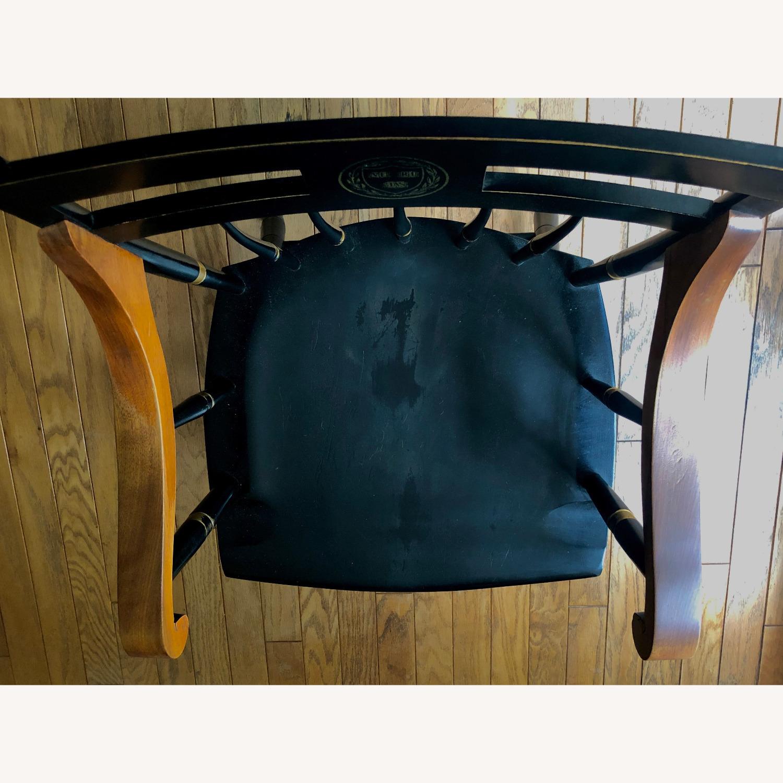 Vintage Nichols Stone Harvard University chair - image-7