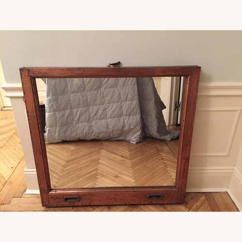 Used Original window from HERALD SQUARE HOTEL MC ALPIN NYC for sale on AptDeco