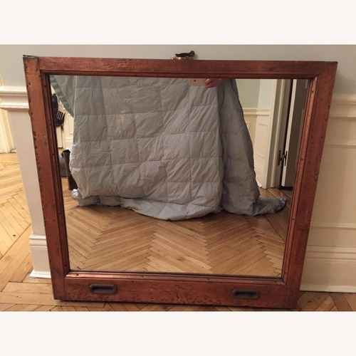 Used Original window from HERALD SQUARE HOTEL MC ALPIN NYC for sale on AptDeco