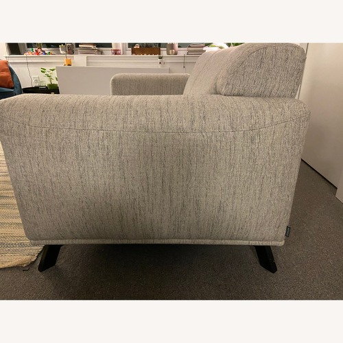 Used Article Light Grey Loveseat for sale on AptDeco