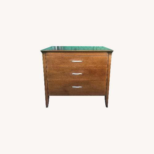 Used Mid Century three drawer dresser by Drexel for sale on AptDeco