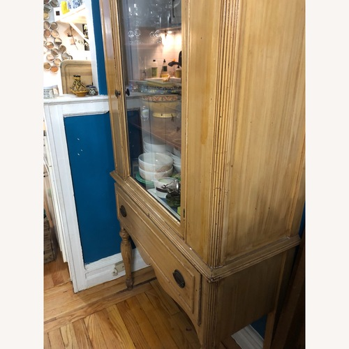 Used Antique China Cabinet for sale on AptDeco