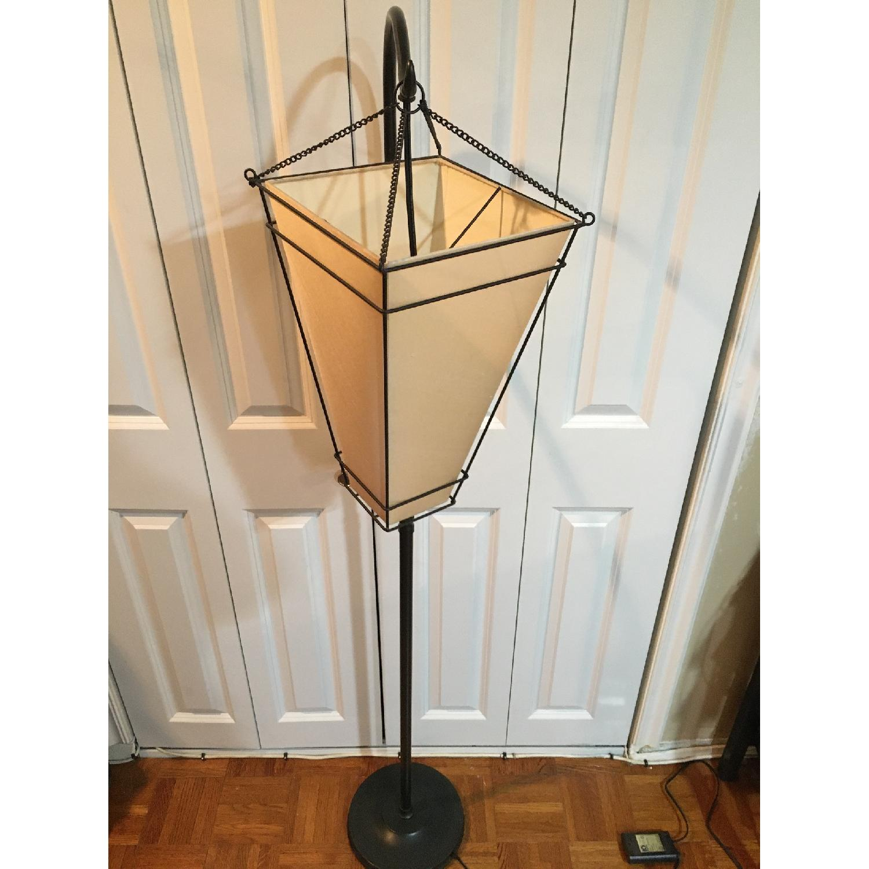 Pottery Barn Antique Floor Lamp