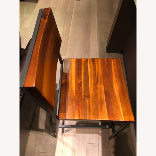 Used West Elm Rustic Counter Stools for sale on AptDeco