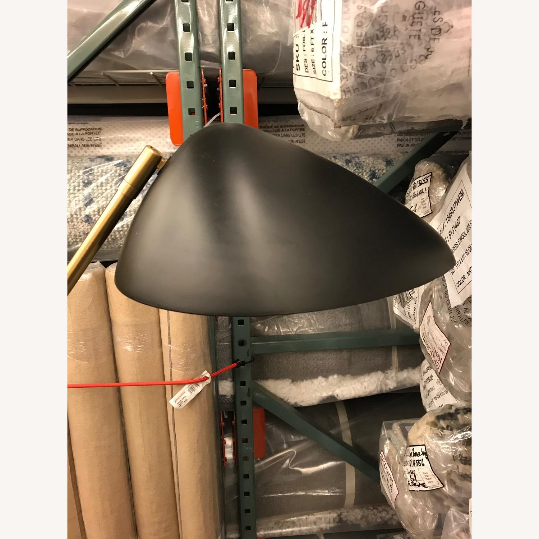 West Elm Curvilinear Mid-Century Floor Lamp