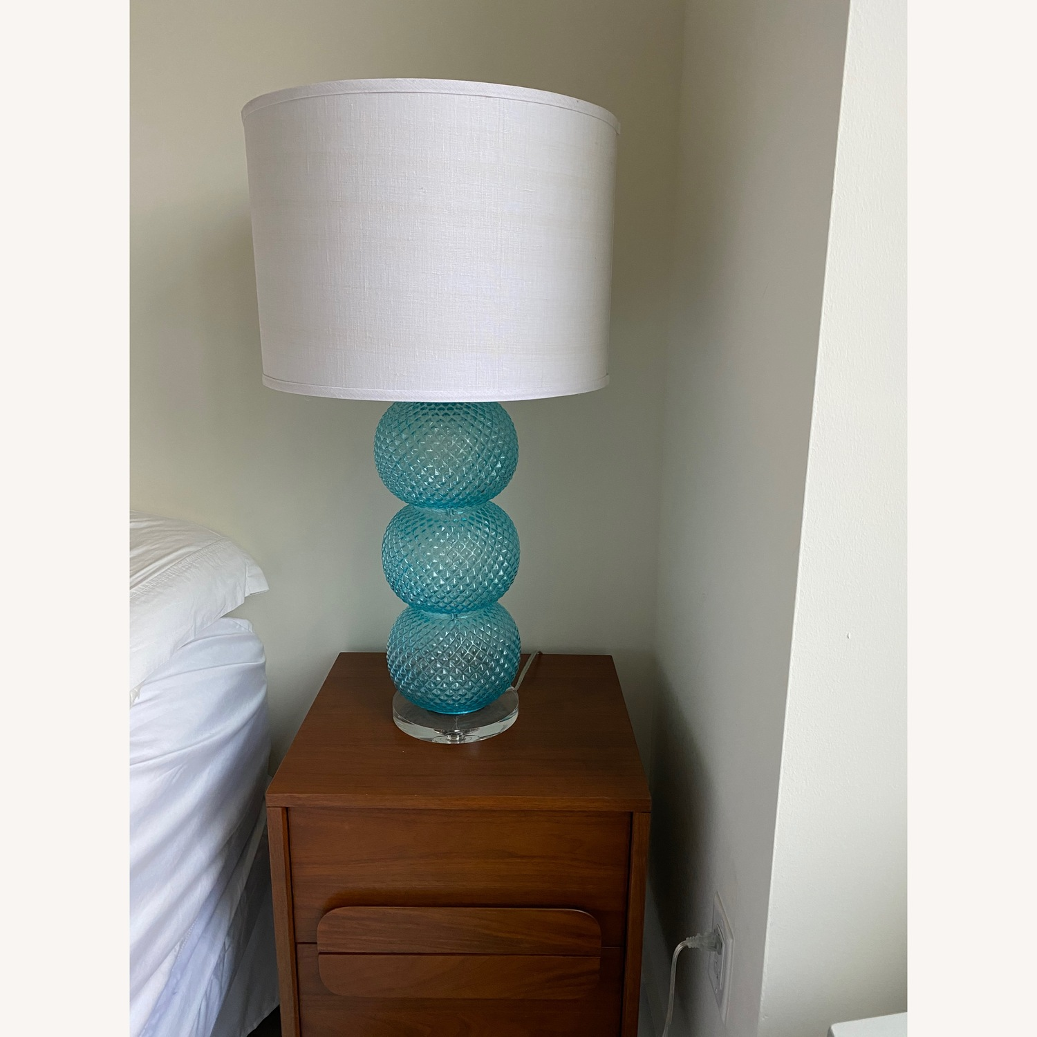 Vintage-Style Table Lamps (Pair)