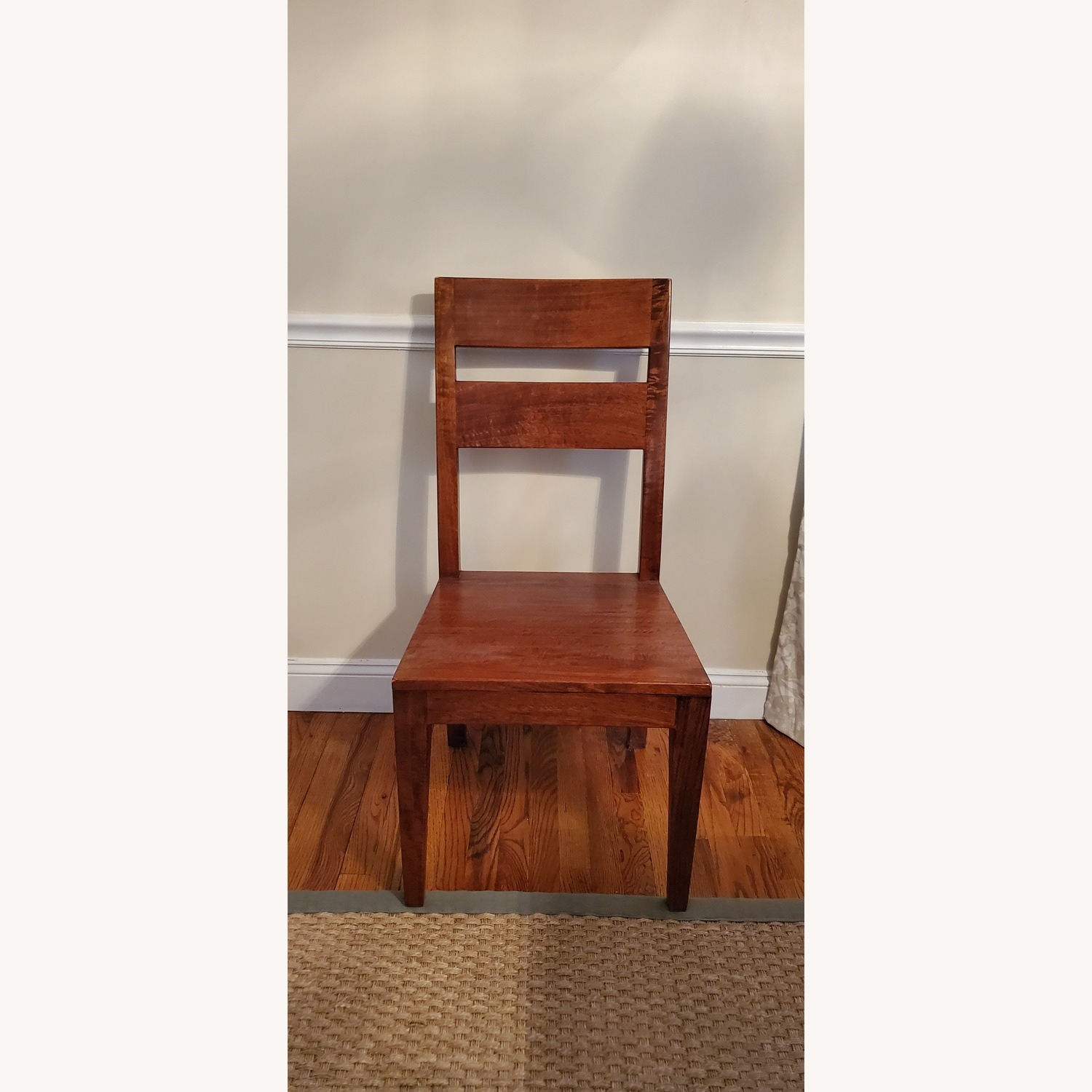 Basque Honey Dining Chair - image-1