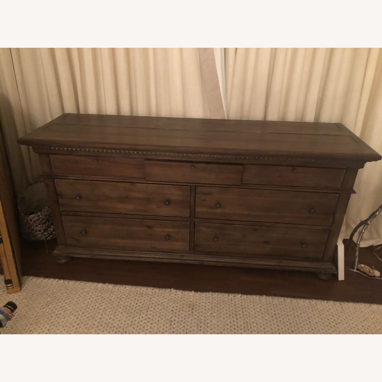 Restoration Hardware St James Dresser - image-1