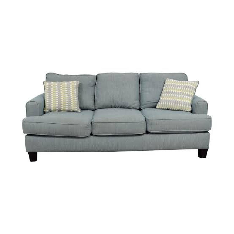Raymour & Flanigan Comfortable 3 Seater Sofa - image-0