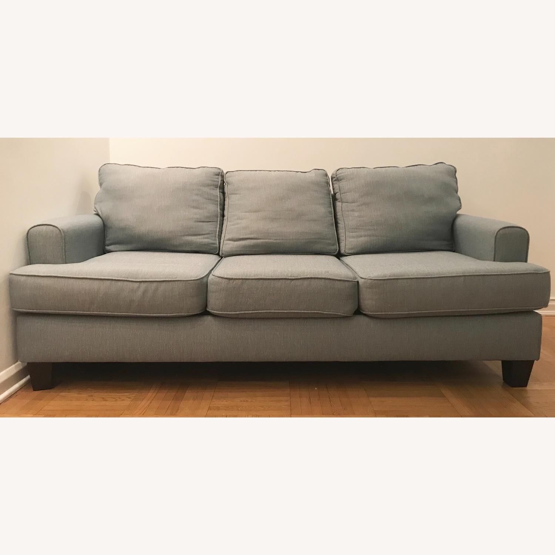 Raymour & Flanigan Comfortable 3 Seater Sofa - image-1