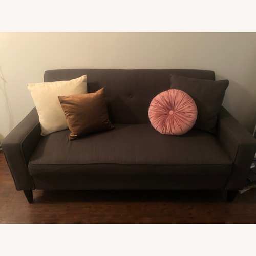 Used Wayfair Linen Couch for sale on AptDeco