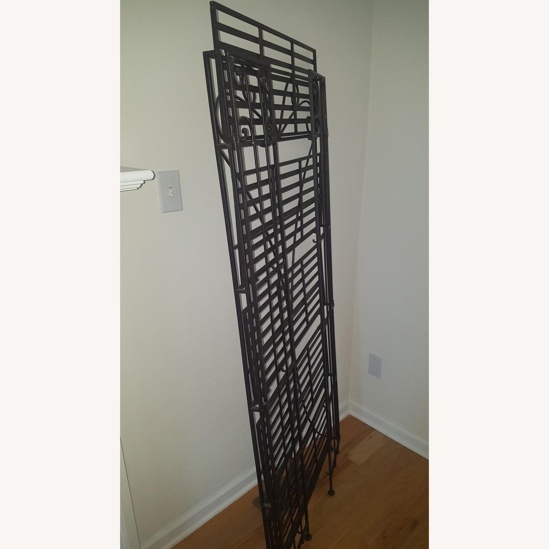 Iron Shelving Unit - image-6