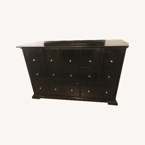 Used Broyhill Perspectives 9-Drawer Dresser in Graphite for sale on AptDeco