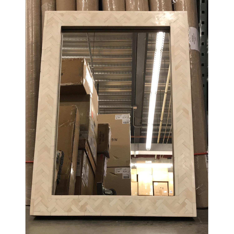 West Elm Parsons 34 Floor Mirror - image-2
