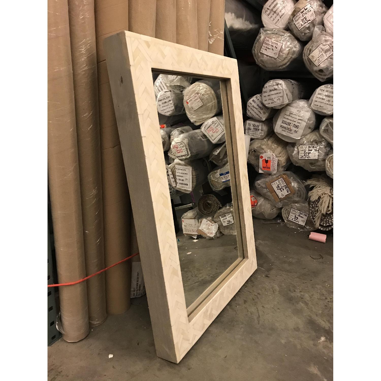 West Elm Parsons 34 Floor Mirror - image-3