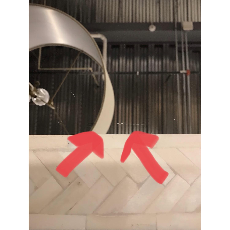 West Elm Parsons 34 Floor Mirror - image-7