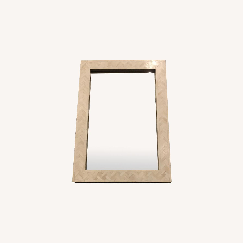 West Elm Parsons 34 Floor Mirror - image-0