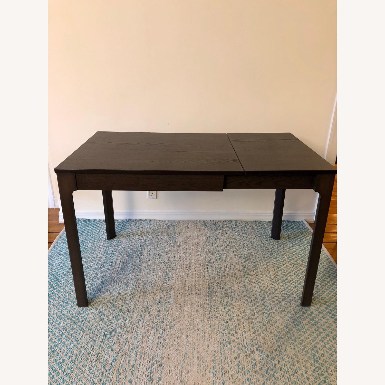 Ikea Ekedalen Extendable Dining Table Aptdeco