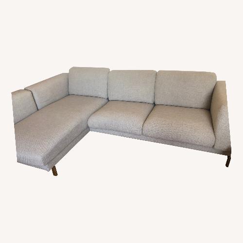 Used Ikea sectional sofa for sale on AptDeco
