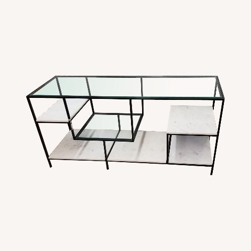 Used Moe's Home Console table for sale on AptDeco