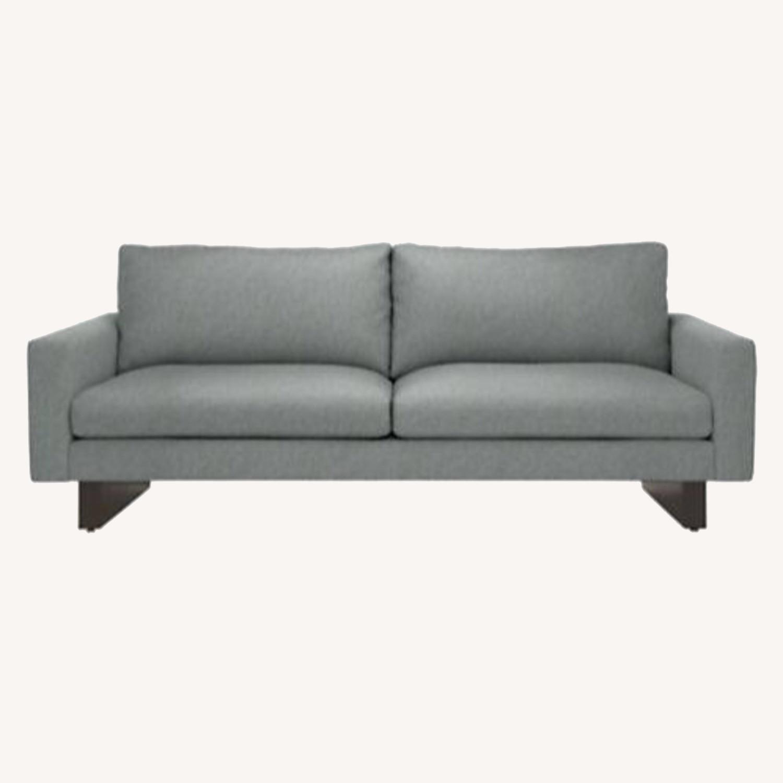 "ROOM & BOARD - Hess Sofa 79"" in Charcoal - image-0"