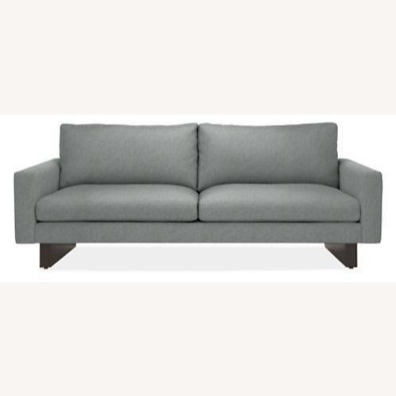 "ROOM & BOARD - Hess Sofa 79"" in Charcoal - image-1"