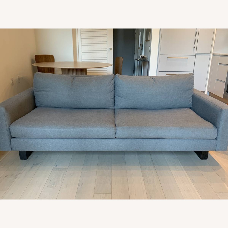 "ROOM & BOARD - Hess Sofa 79"" in Charcoal - image-3"