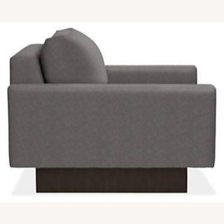 "ROOM & BOARD - Hess Sofa 79"" in Charcoal - image-2"