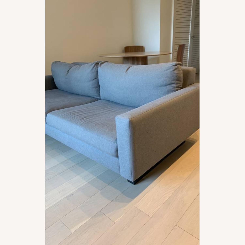 "ROOM & BOARD - Hess Sofa 79"" in Charcoal - image-5"