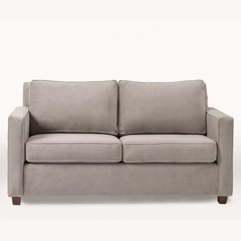 West Elm Henry Basic Queen Sleeper Sofa - image-2