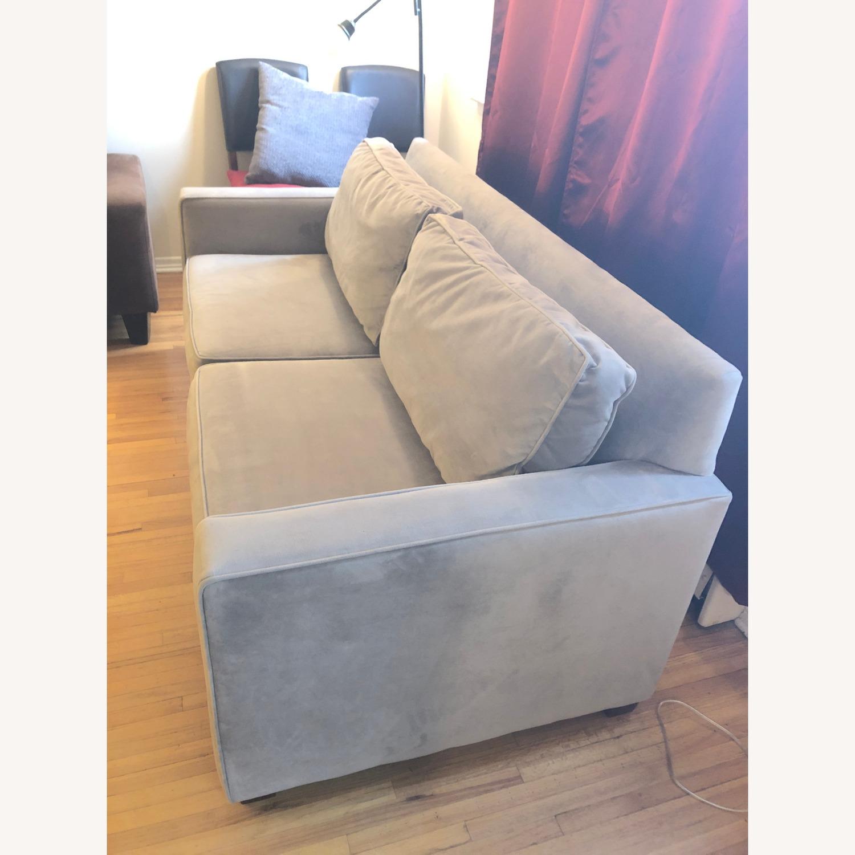 West Elm Henry Basic Queen Sleeper Sofa - image-6