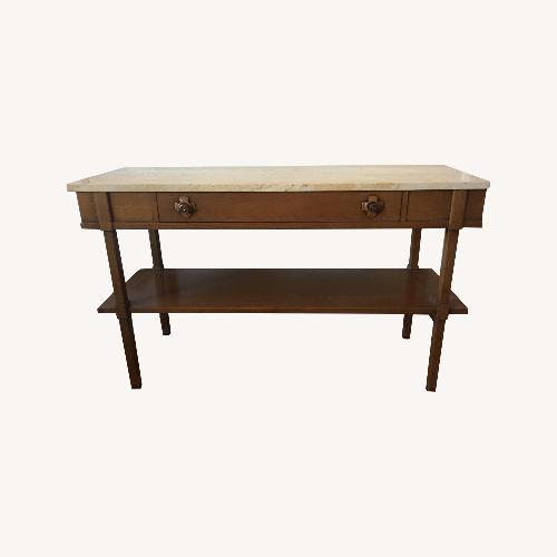 Used Mid-Century Modern Sofa Table for sale on AptDeco