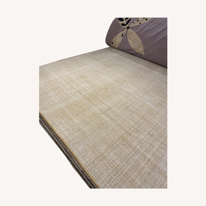 ABC Carpet Indian Gold Wool Carpet - image-0