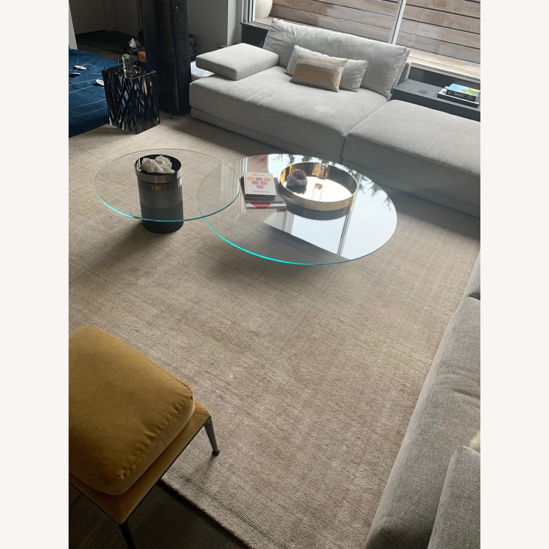 ABC Carpet Indian Gold Wool Carpet - image-3