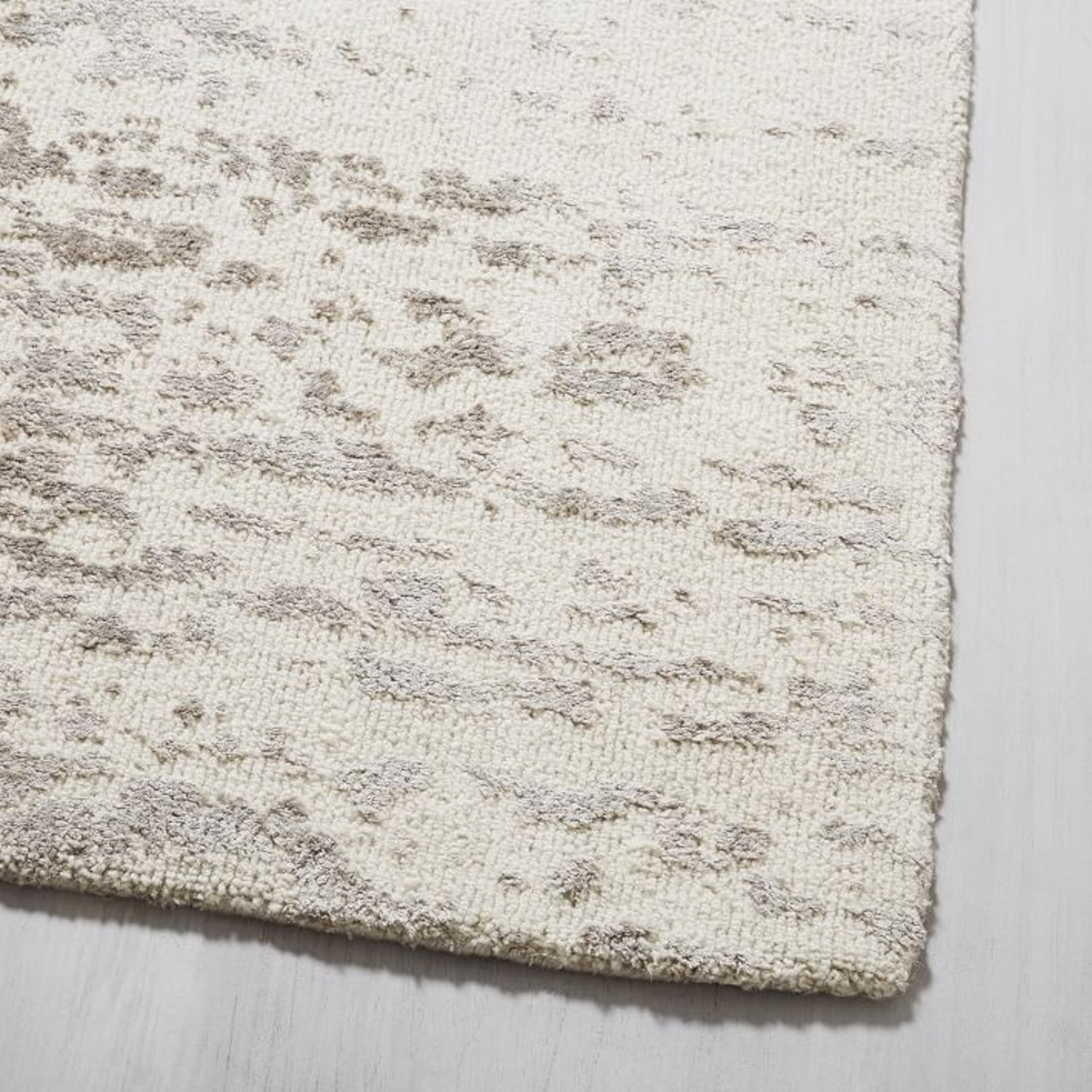 West Elm Foil Diamonds Rug - image-2