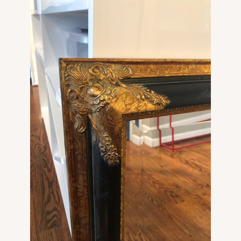 Gilded Ornate Mirror