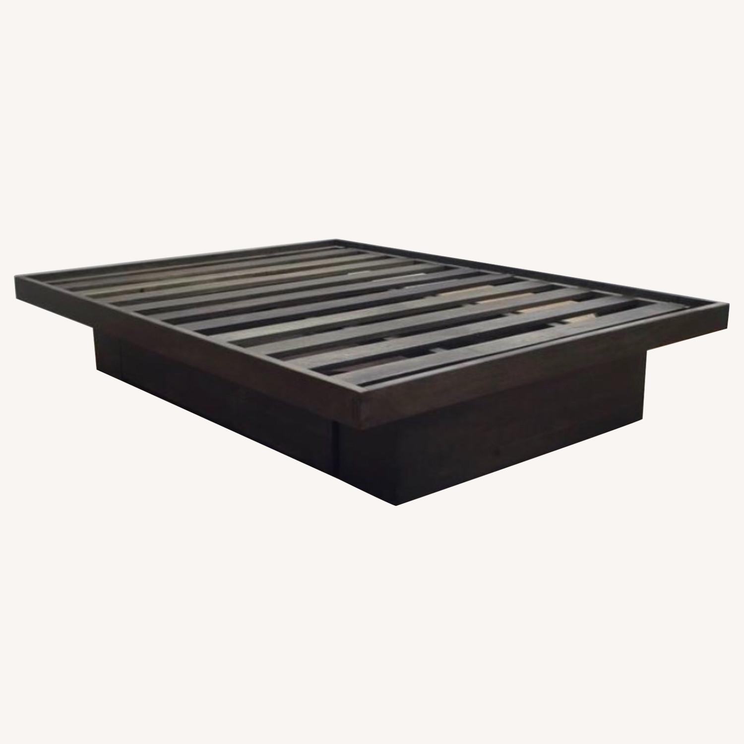 From The Source King Size Platform Storage Bed