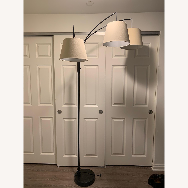 3 Head Arc Floor Lamp