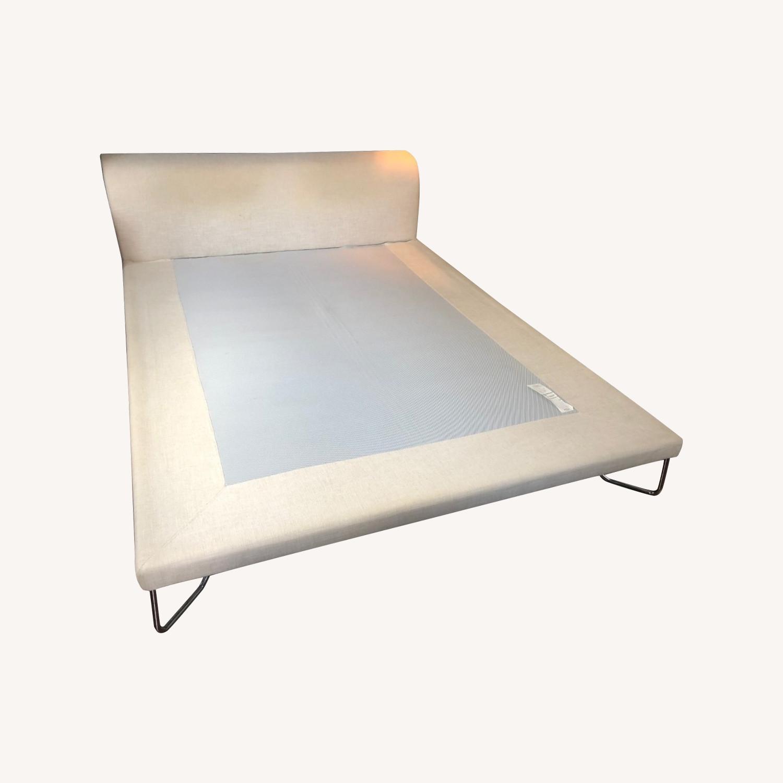 Italian Quality Design Queen Bed - image-4