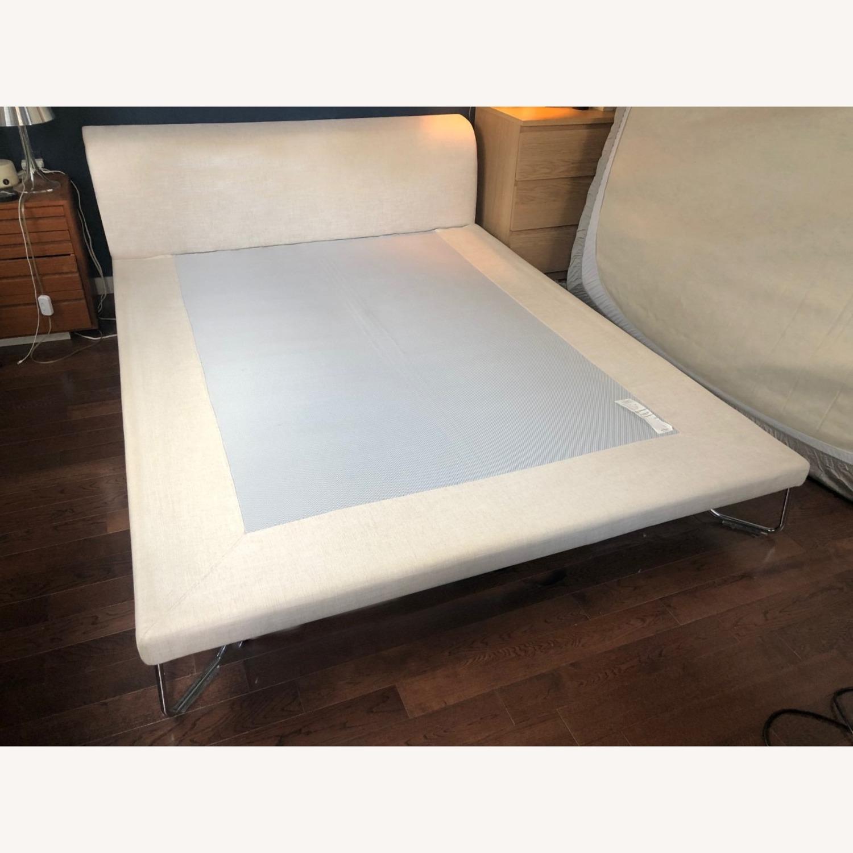 Italian Quality Design Queen Bed - image-7