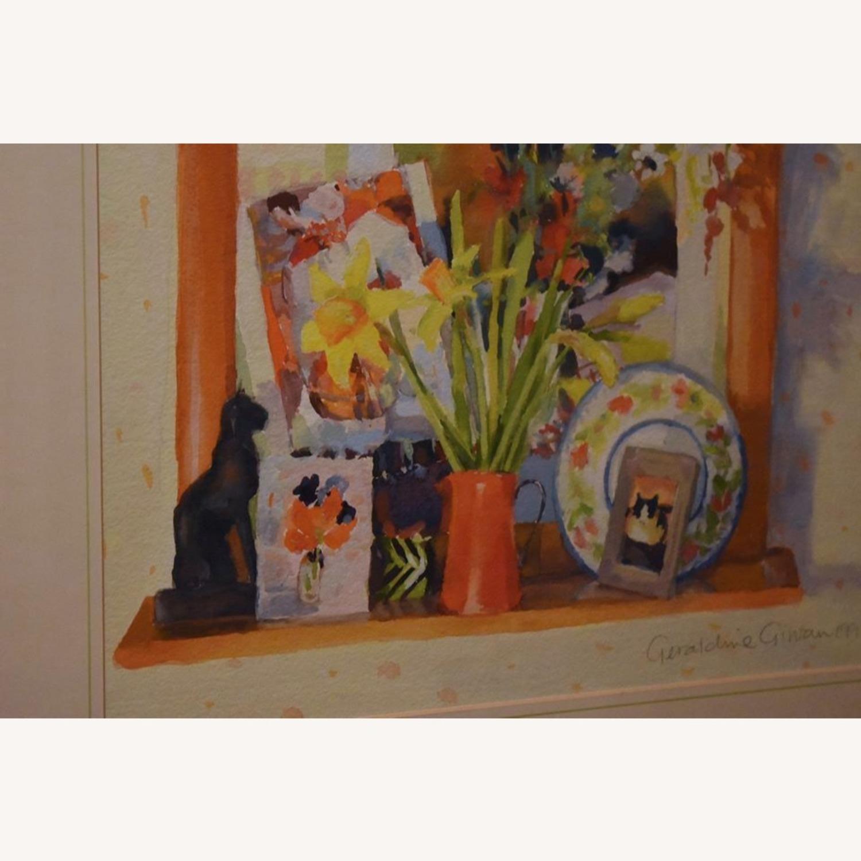 Geraldine Girvan Original Watercolor - image-2