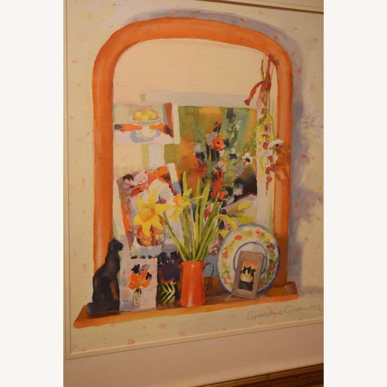 Geraldine Girvan Original Watercolor - image-9