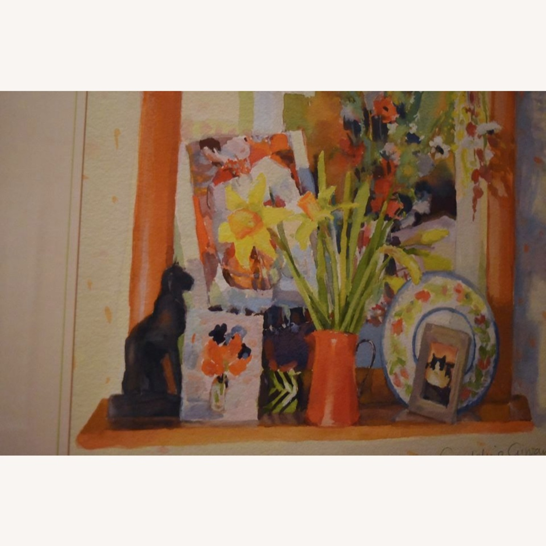Geraldine Girvan Original Watercolor - image-5