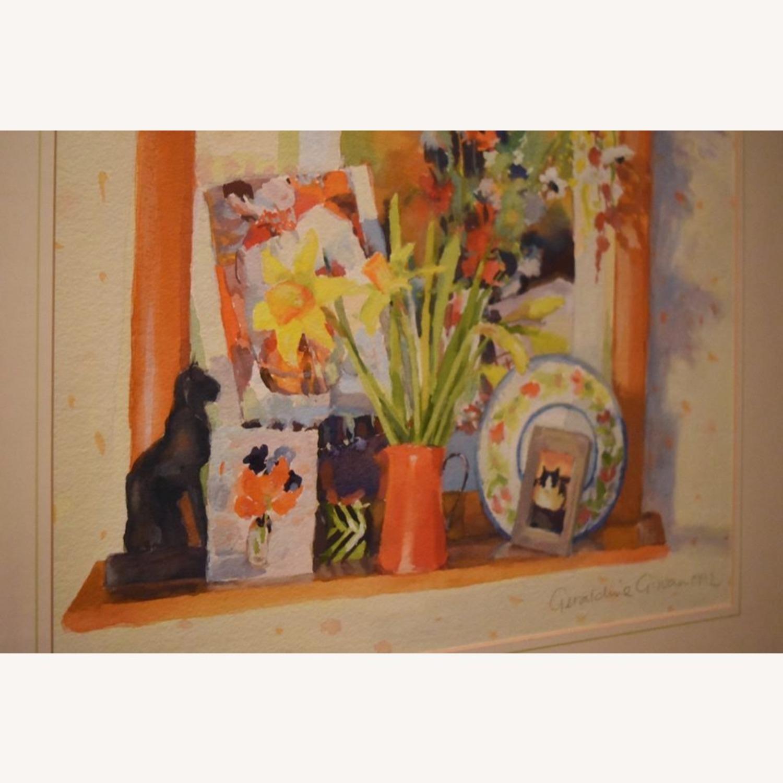 Geraldine Girvan Original Watercolor - image-7