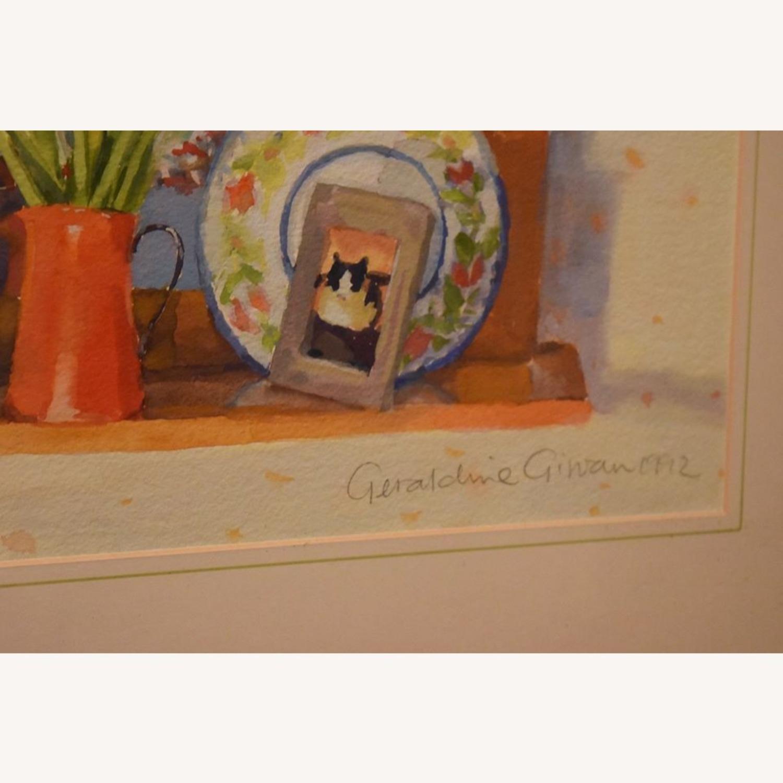 Geraldine Girvan Original Watercolor - image-4