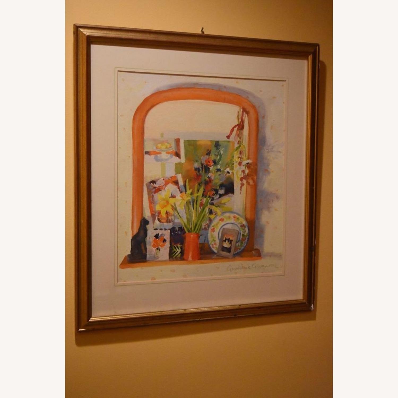 Geraldine Girvan Original Watercolor - image-6