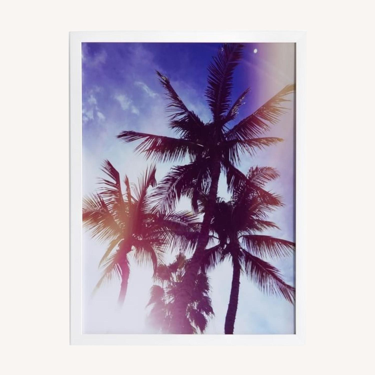 West Elm Palm Trees III by Erica Singleton - image-0