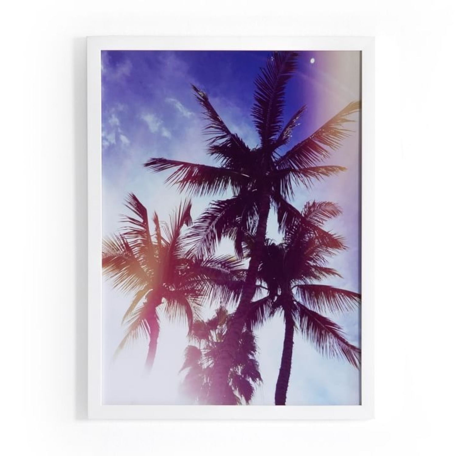 West Elm Palm Trees III by Erica Singleton - image-1
