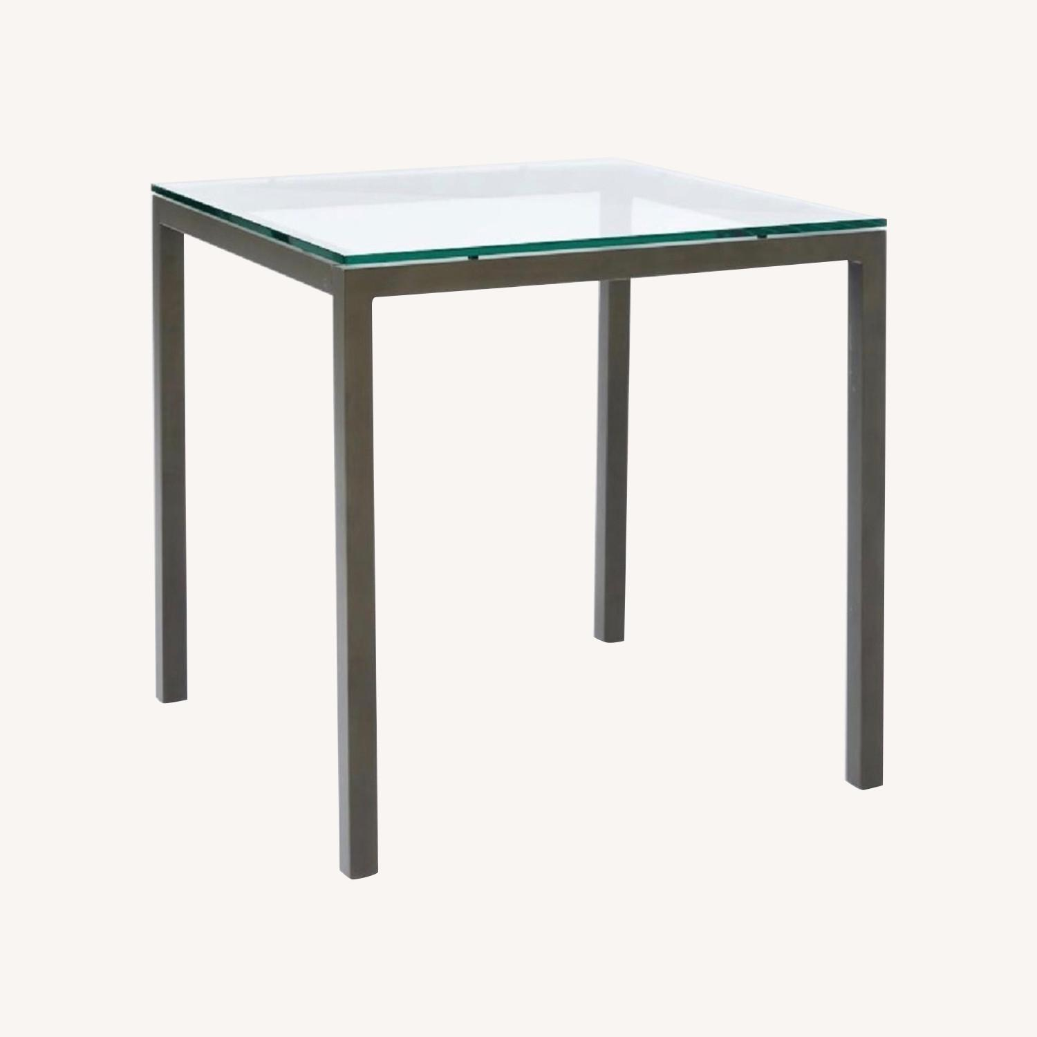 West Elm Square Dining Table - image-0